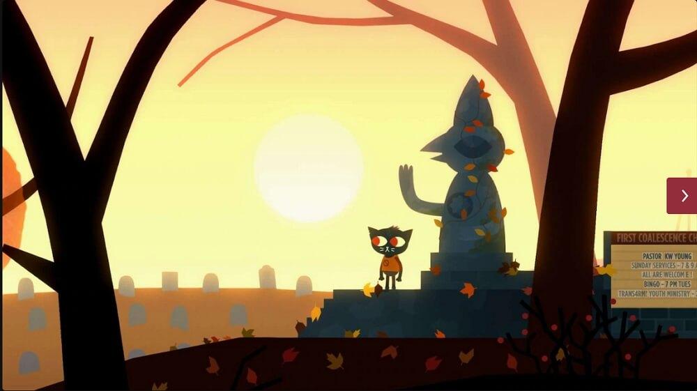 【セール11日目】EpicGamesストアでアドベンチャーゲーム「Night in the Woods」が無料配布中!ホリデーセールで15日間毎日無料ゲームプレゼント!