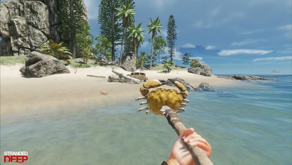 【セール12日目】EpicGamesストアで無人島サバイバルゲーム「Stranded Deep」が無料配布中!ホリデーセールで15日間毎日無料ゲームプレゼント!