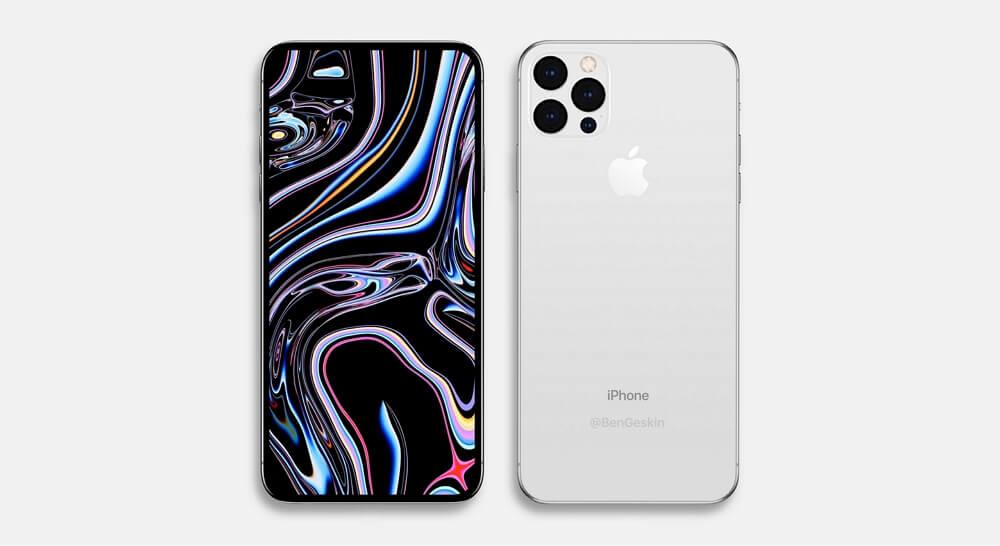 iPhone 13 2021年モデル コンセプト画像
