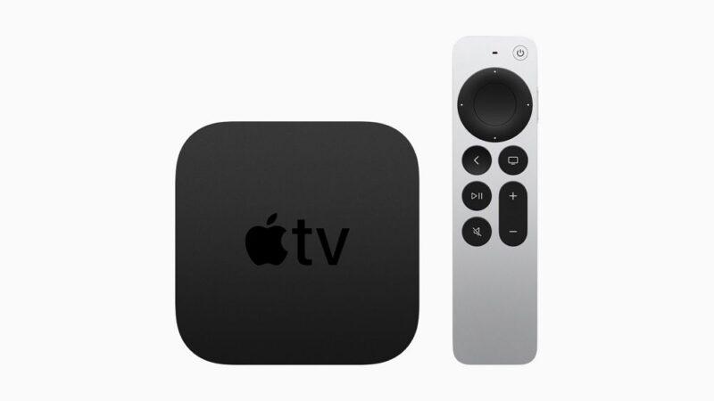 Apple TV 4K:第6世代が新登場!A12 Bionic搭載&新リモコンに刷新で久々のメジャーアップデートに!