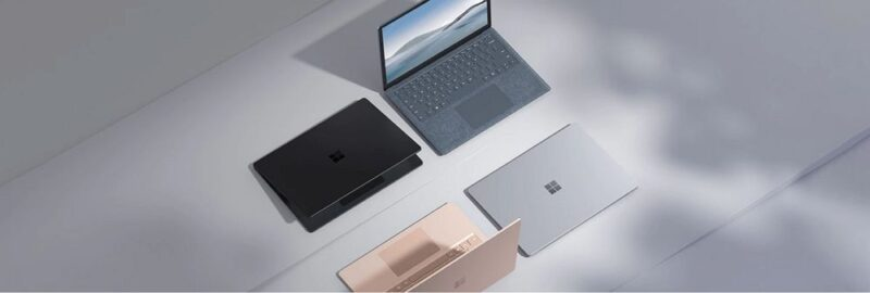 Surface Laptop 4:特徴