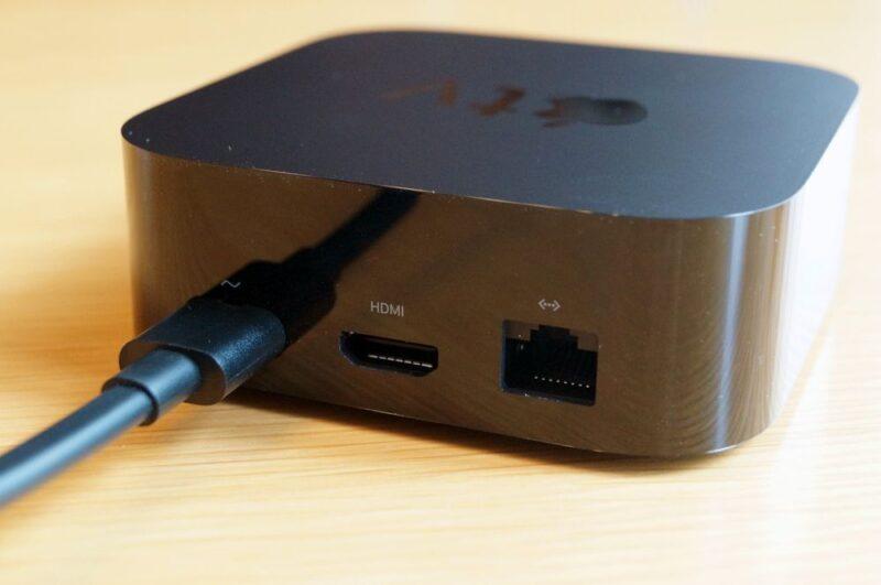 Apple TV 4K 第2世代:テレビとのセットアップについて。iPhoneを使ったカラーバランス調整の方法も解説
