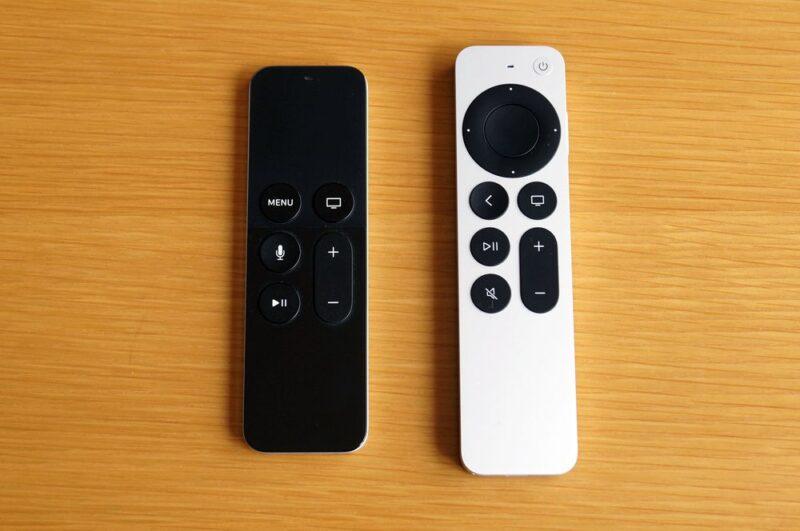 Apple TV 4K 第2世代の外観レビュー:Apple TV 第4世代(2015年)モデルとの比較もあり