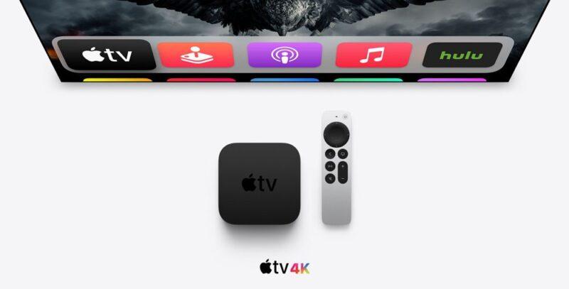 Apple TV 4K 第2世代の特徴