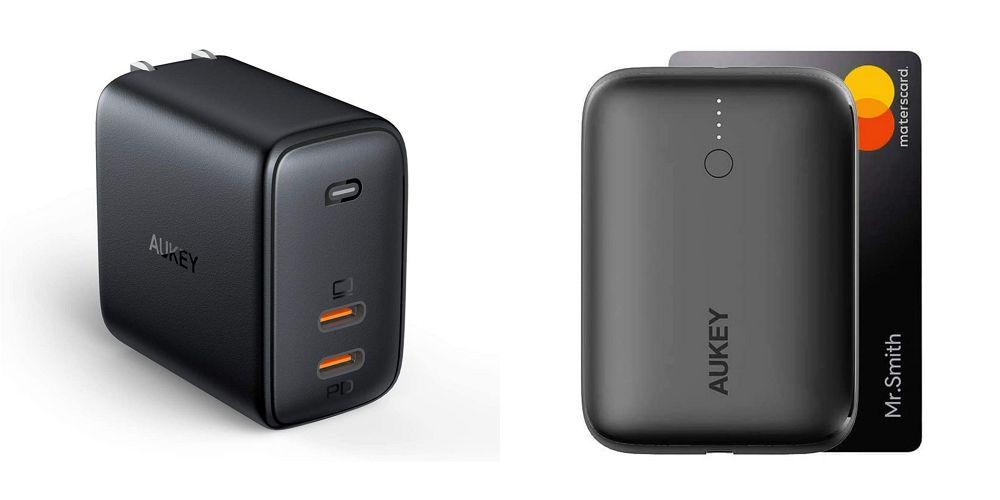 【5/8~】クーポンで最大22%オフ!AUKEY特価セール情報まとめ!急速充電器、モバイルバッテリー、USB-C to Lightningケーブルなどがお得に購入可能!