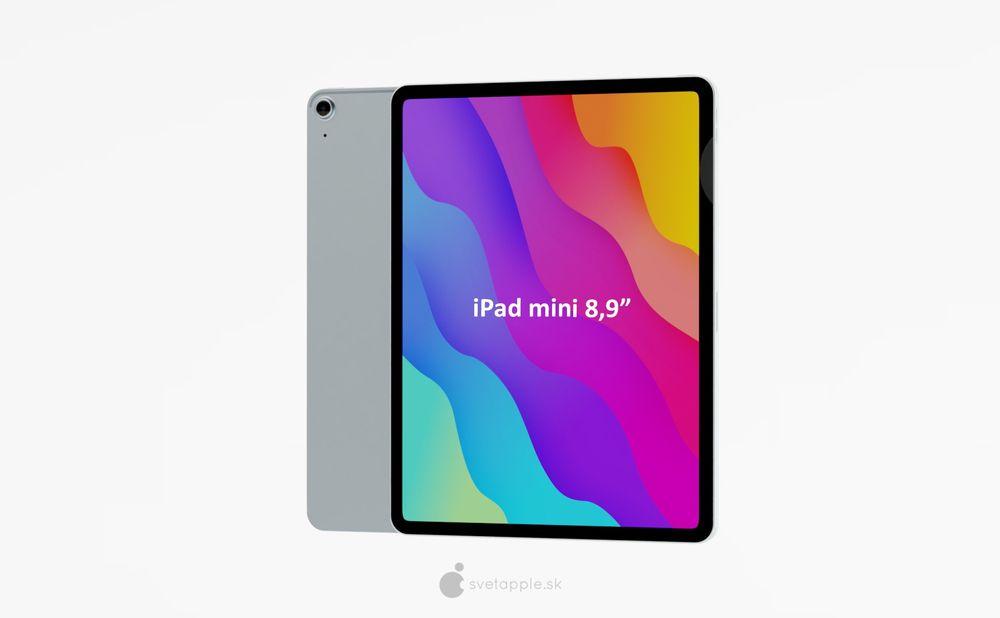新型iPad Mini 6は2021年後半に登場?Pro風デザイン採用の噂やiPad mini Proが準備中との噂も