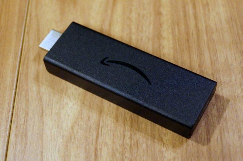 Fire TV Stick本体