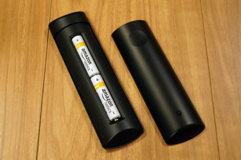 第3世代リモコンが付属したFire TV Stickの初回セットアップ手順