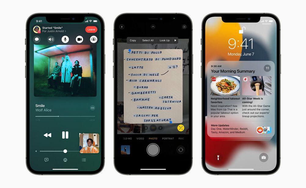 iOS15の新機能&配信開始日&アップデートに対応するiPhoneまとめ