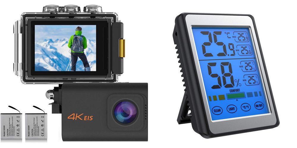 最大50%オフ!6/6~7まで!MUSONのアクションカメラや車載スマホホルダー、温湿度計などの割引クーポンを頂いたのでご紹介!