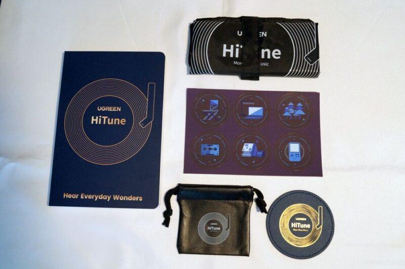 UGREEN HiTune X5:セット内容/付属品