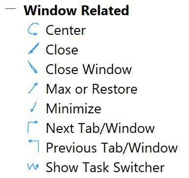 Window Related