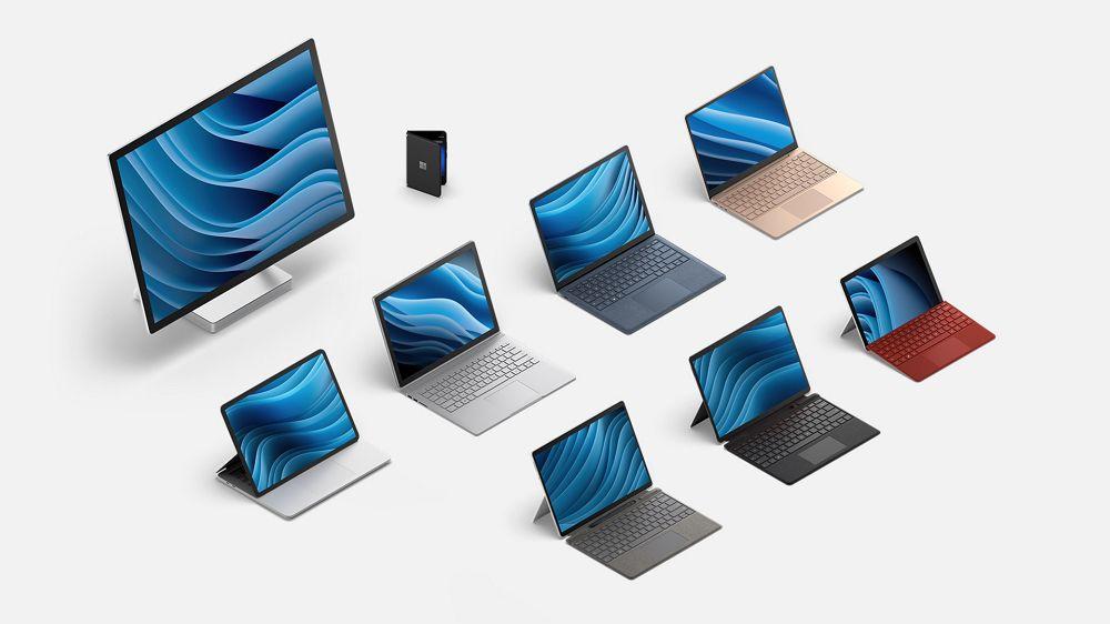 Microsoftが2021年の新型Surfaceを一挙発表!管理人はSruface Pro 8をSignature キーボードとセットで予約購入しました!