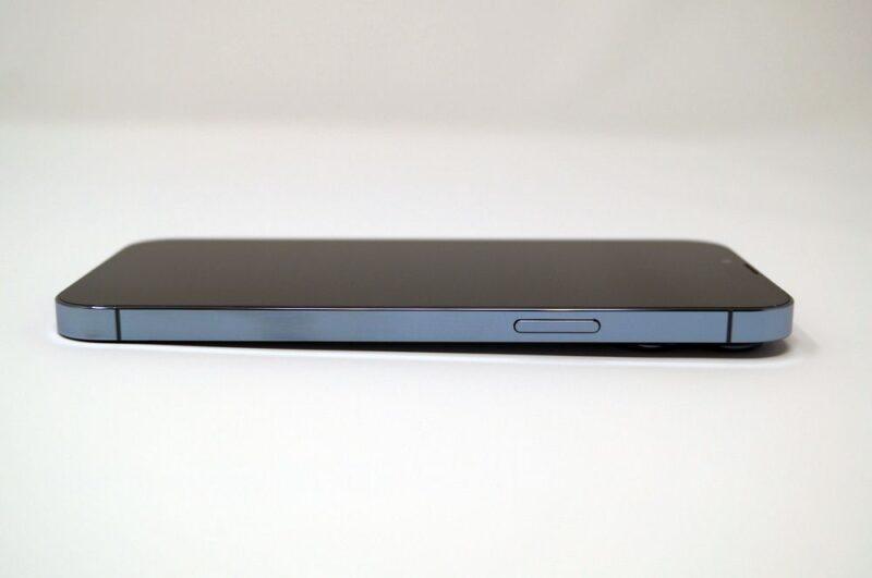 iPhone13 Pro Max シエラブルーの外観レビュー