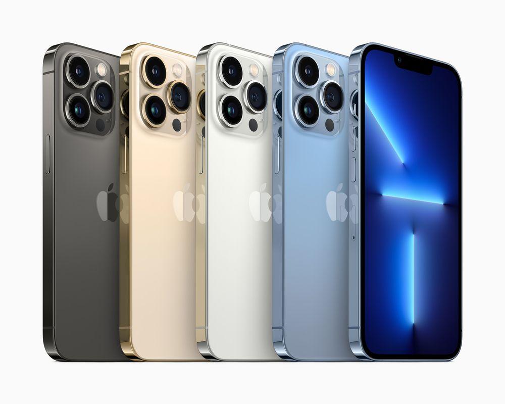 iPhone13 Pro / Pro Maxはついに可変120Hz駆動採用、ノッチ20%小型化、カメラ機能強化など順当な進化