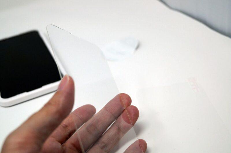 iPhone 13 Pro Max用:NIMASO ガラスフィルム レビュー