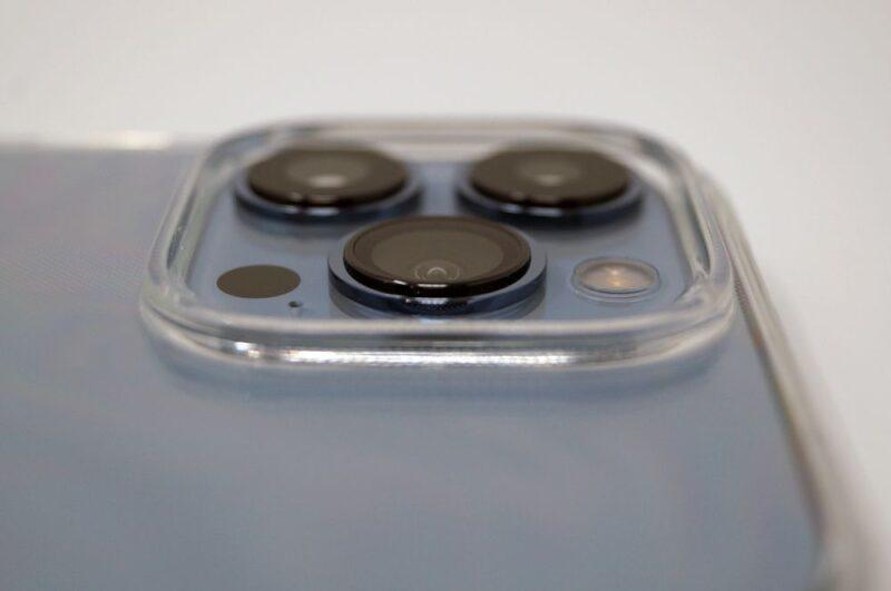iPhone 13 Pro Max用:ESR TPUクリアケース レビュー
