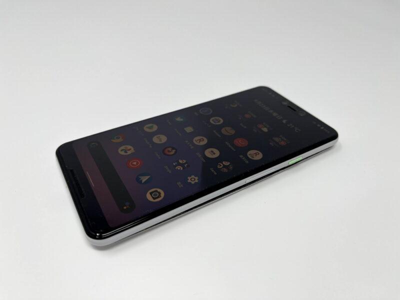Android 12リリースまでもってくれよ!Pixel 3 XLがバッテリー膨張でヤバいことになってきた!